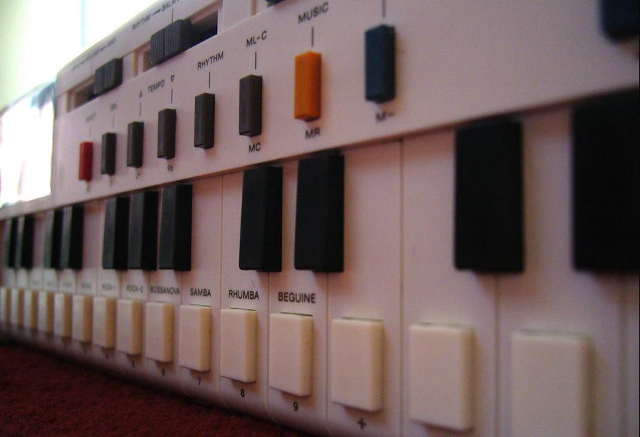 classic casio vl-tone