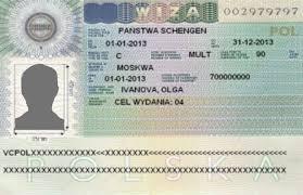 Przedłużenie wizy krajowej i Schengen