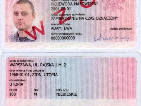 GIP- czy bez stempla cudzoziemiec może legalnie pracować?