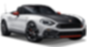 Abarth 124 Spider Lease
