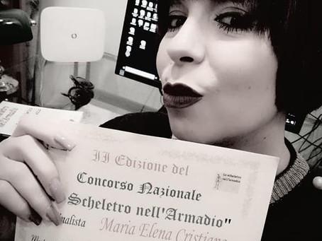 """Il non ritorno - racconto premiato al concorso nazionale """"Lo scheletro nell'armadio""""."""