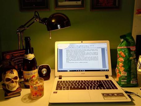 E ora che faccio? Ovvero cosa accade quando si finisce di scrivere un romanzo...