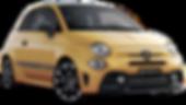 Abarth 595 Competizione 180 Lease