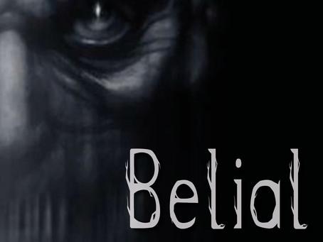 """""""Belial. Le radici del Male"""", il mio nuovo romanzo."""