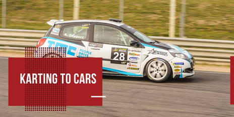 KARTING TO CARS