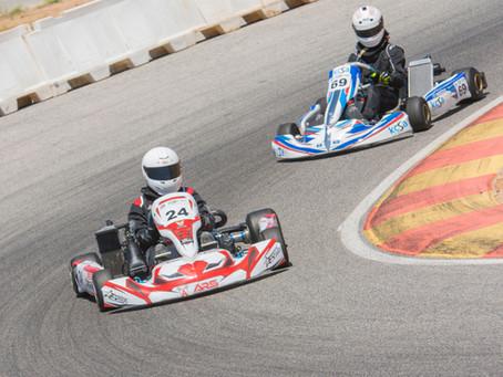 """Racing Talents Karting Team; DR7- Tarancón:""""En un lugar de la Mancha.."""""""