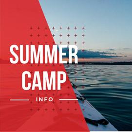 SUMMER CAMP INFO