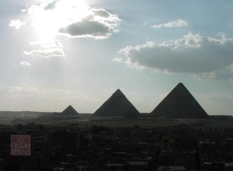 エジプト撮影コーディネート