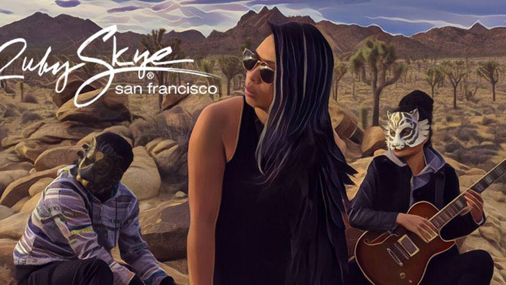 San Francisco: Eko Zu at RUBY SKYE mainstage opening for Mako!