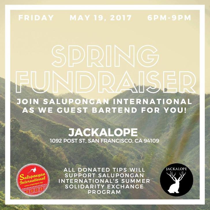 San Francisco: Spring Fundraiser at Jackalope