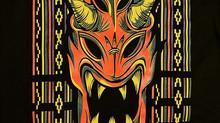 Philippine's Ifugao Tribal Dragon Mask