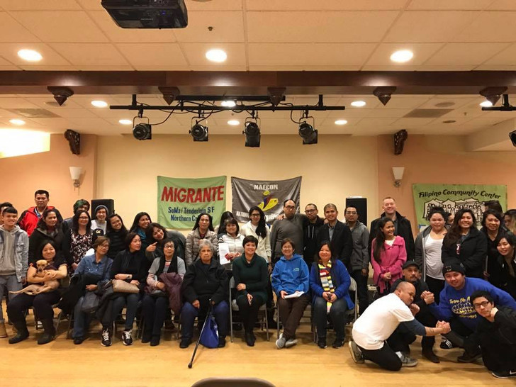 San Francisco: Know Your Rights Workshop + Dula-Dulaan