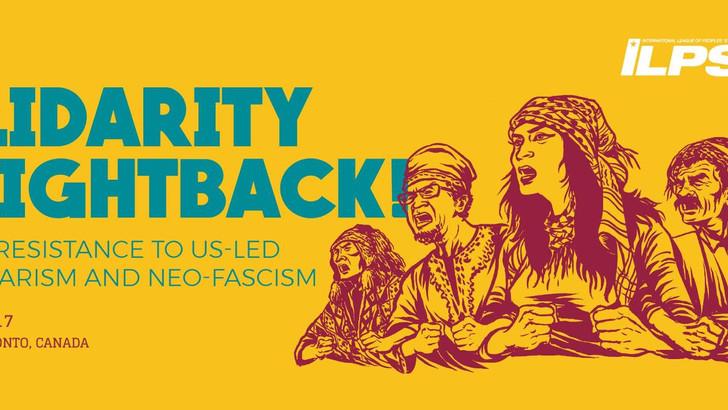 San Jose: ILPS - International League of Peoples' Struggle - Information Session