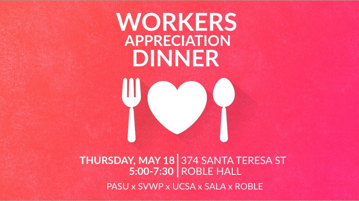 Stanford: Workers Appreciation Dinner