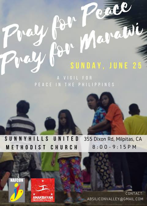 Pray for Peace, Pray for Marawi