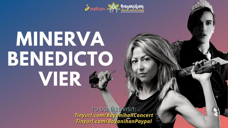 Bayanihan Virtual Concert Series: Fundraising