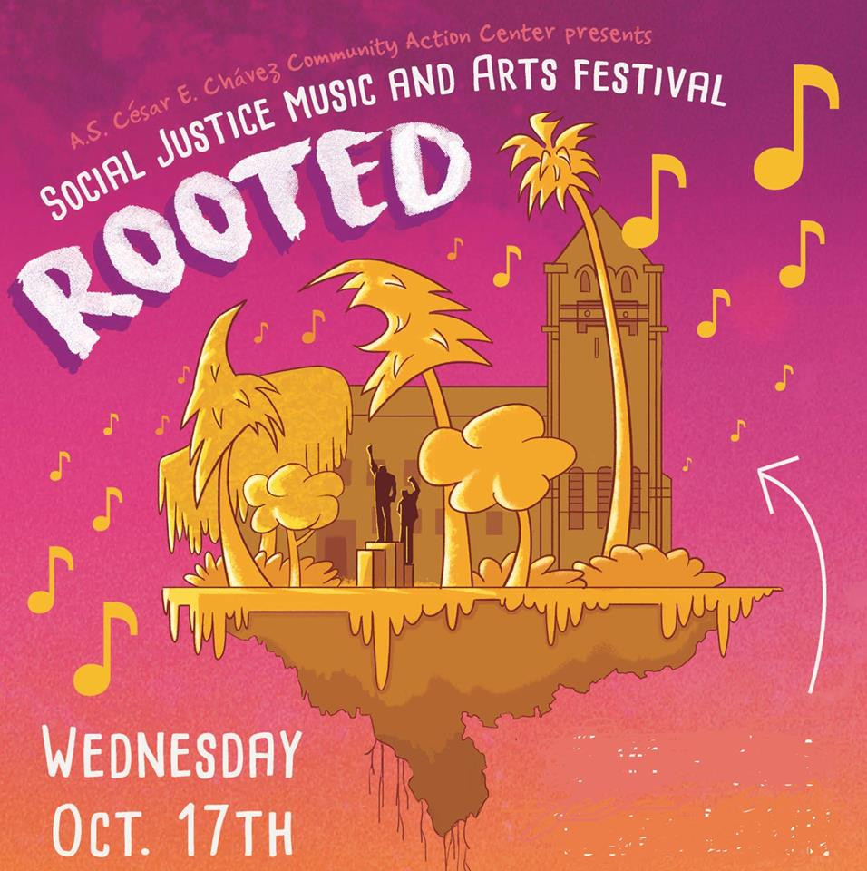 Rooted - Social Justice Music & Art Festival
