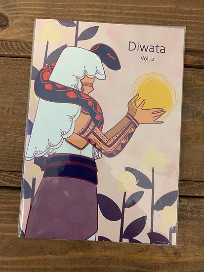 Zine: Diwata Volume 2