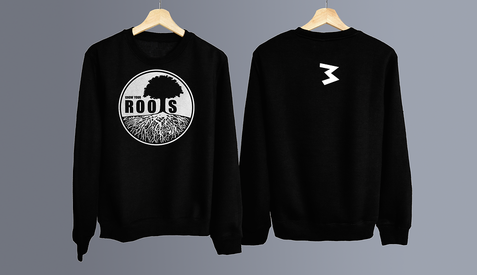 Know Your Roots: Tree - Crewneck