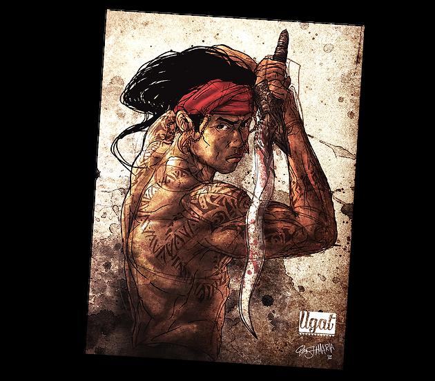 Lapu Lapu Poster 18x24
