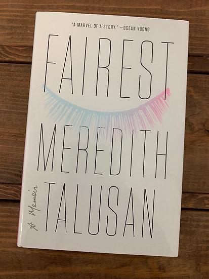 Fairest: A Mermoir