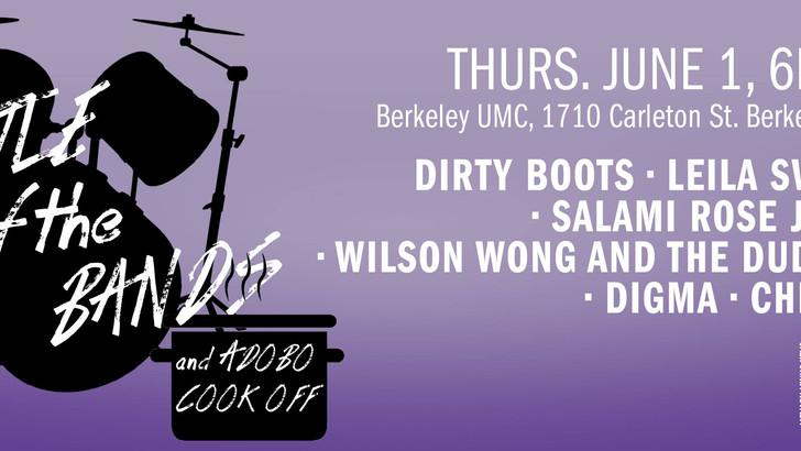Berkeley: Battle of the Bands & Adobo Cook-Off