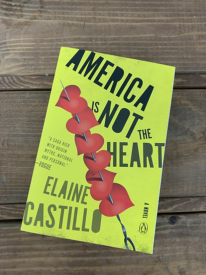 America in Not the Heart
