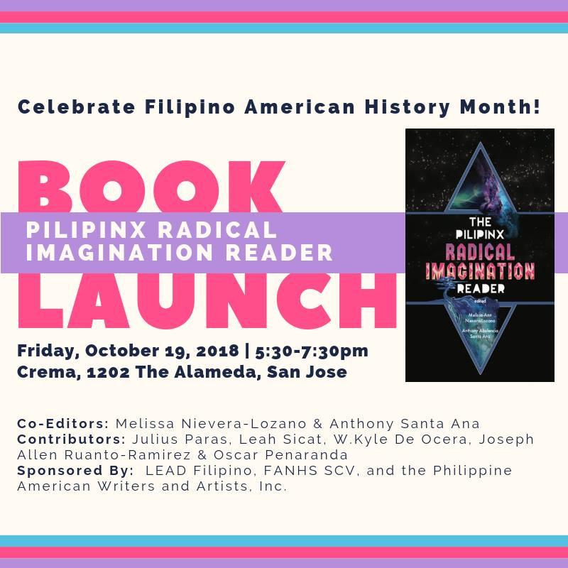 The Pilipinx Radical Imagination Reader Book Launching