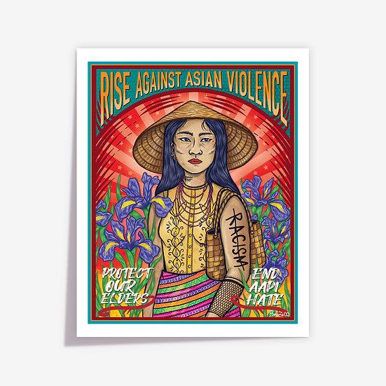 Rise Against AAPI Hate