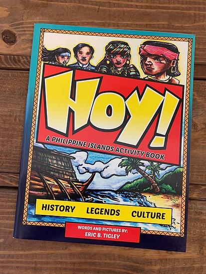 Hoy! A Philippine Islands Activity Book