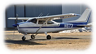 NH Flying Club 182
