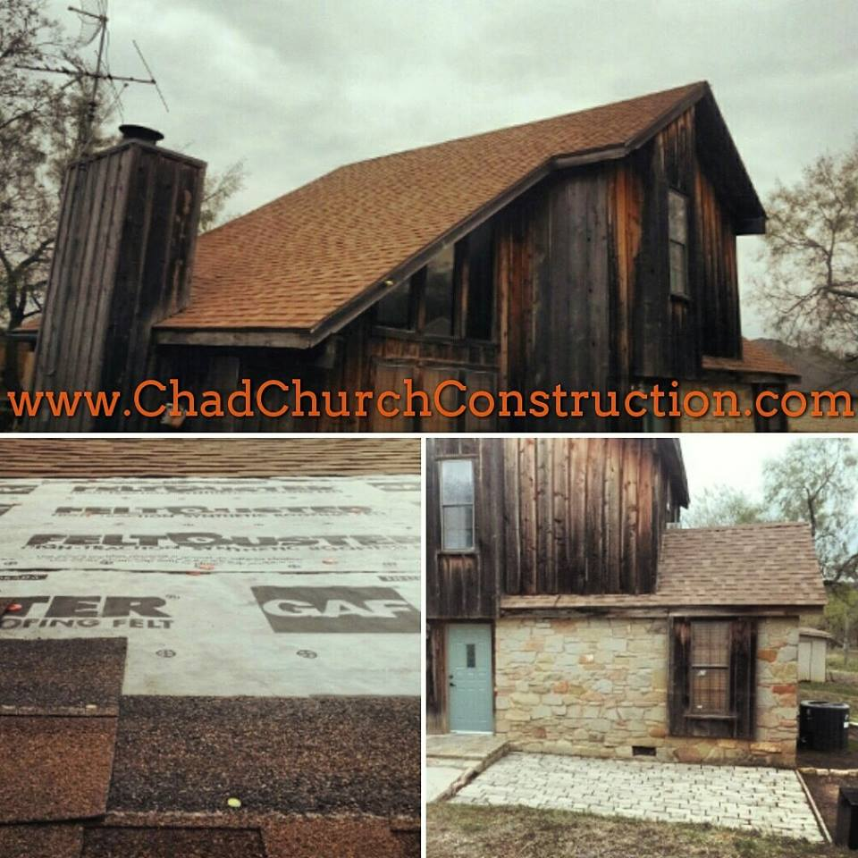 Chad Church Construction