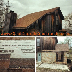 Chad Church Construction