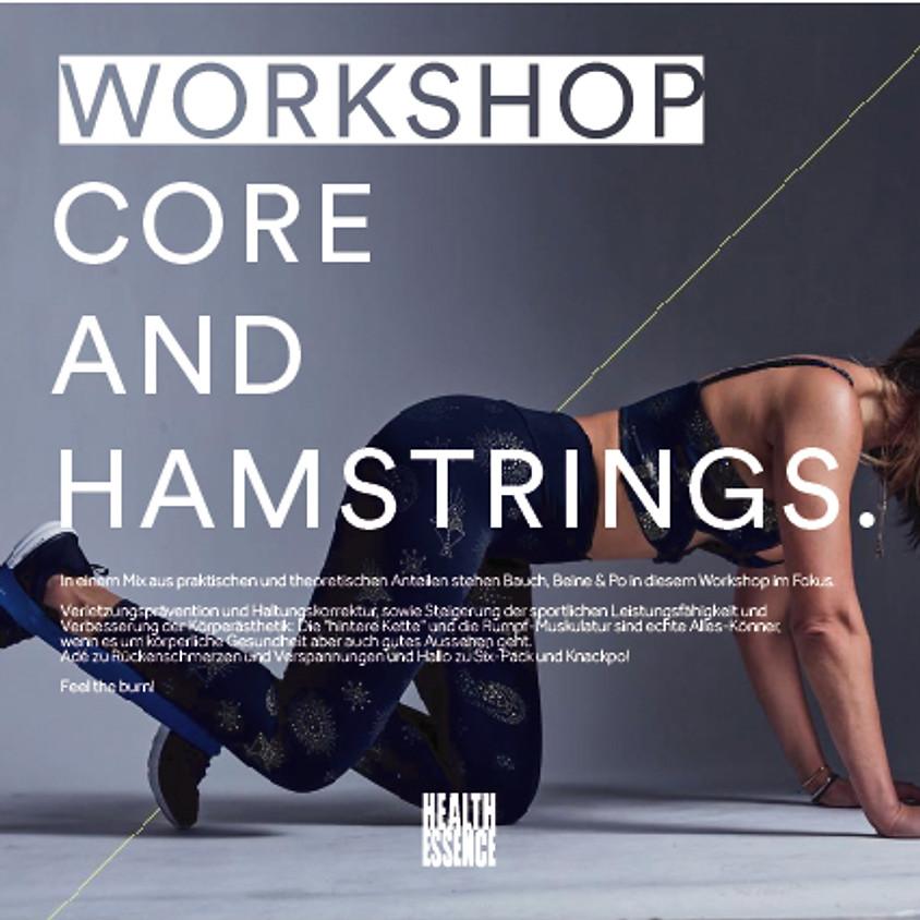 Workshop: Core & Hamstrings