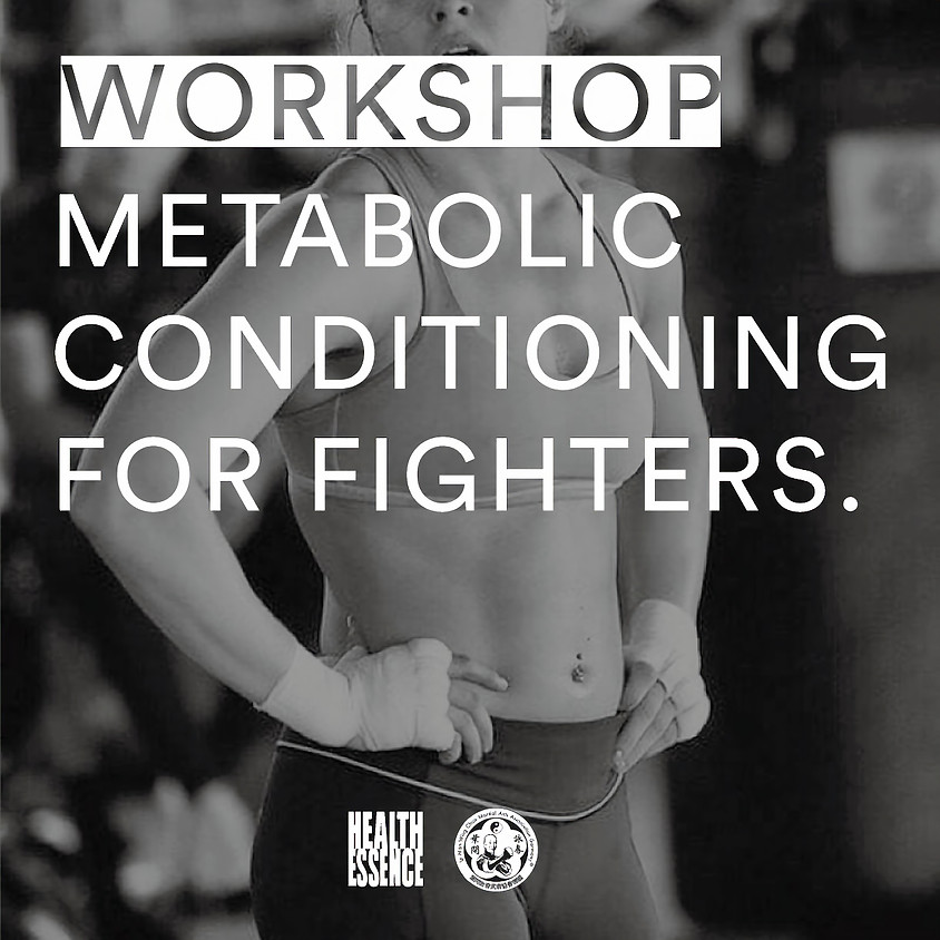 Workshop: MetCon for Fighters