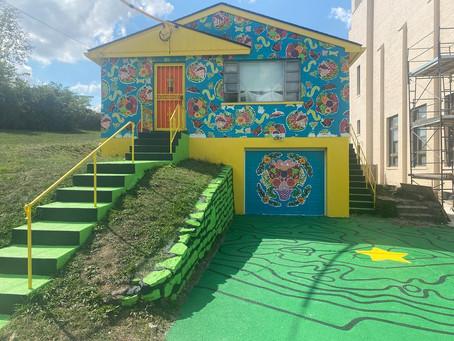 Casa Colina Mural Dedication Oct. 15th