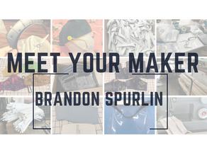 Meet your Maker: Brandon Spurlin of Quantum Visual Imaging
