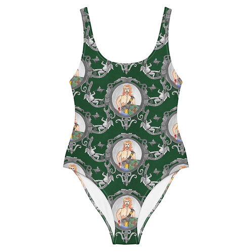 Celtic Rogue One-Piece Swimsuit