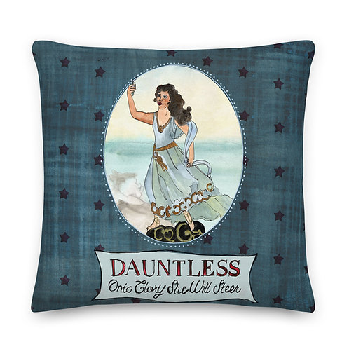 Dauntless - Premium Pillow