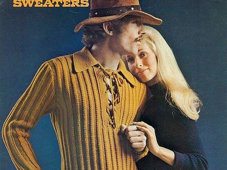 Men in Belted Sweaters