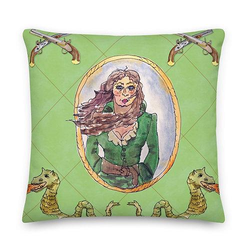 Anne Bonny - Premium Pillow