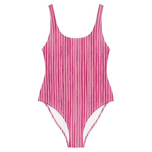 Swashbuckler Stripe - One-Piece Swimsuit