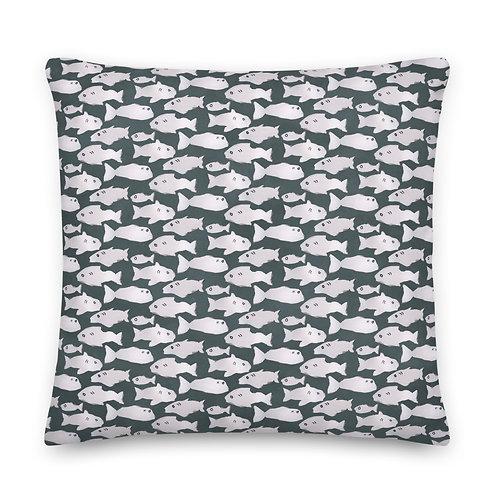 Rush Hour - Premium Pillow