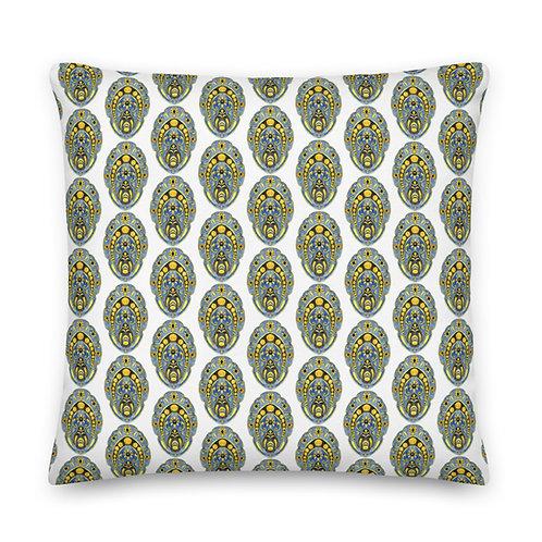 Gabrielle Medallion Premium Pillow