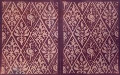 Medieval Diamond pattern
