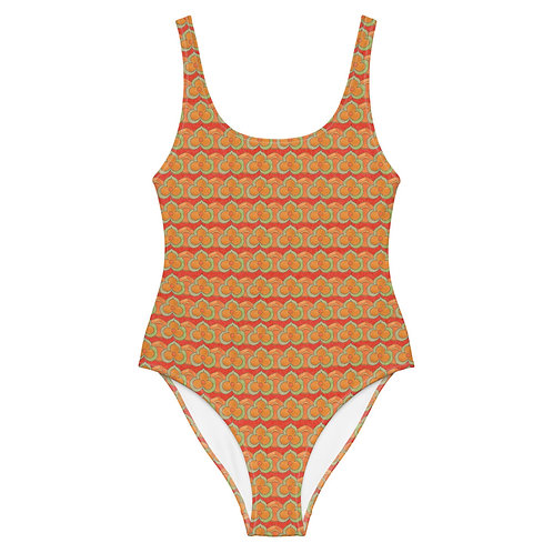 Imperial Jade - One-Piece Swimsuit