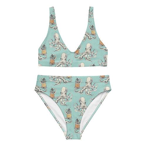 Priscilla's Prize high-waisted bikini