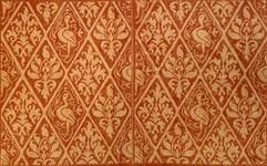 Medieval Harlequin pattern