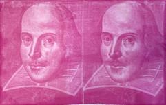Pink Shakespeare