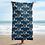 Thumbnail: Blue Rogue Beach Towel